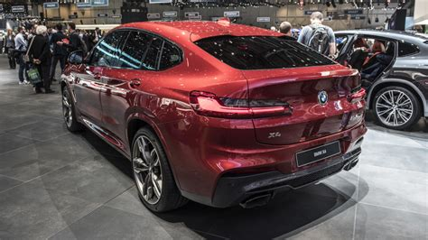 2019 BMW X4 revealed with specs, engine details, photos ...