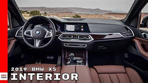 2019 BMW X5 Interior - YouTube