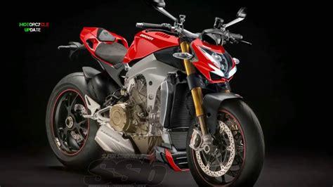 2019 Ducati V4 Streetfighter Concept - YouTube
