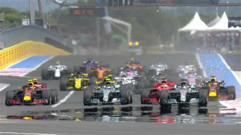 2019 F1 Calendar Could be Back to 20 Races - Essentially ...
