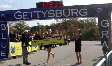2019 Gettysburg Blue Gray Half Marathon & 5K in Gettysburg, PA