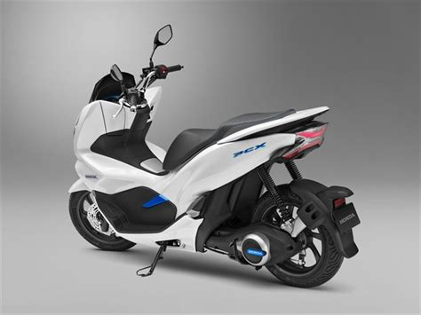 2019 Honda PCX Electric & Hybrid Scooters Coming to the ...