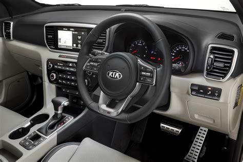 2019-Kia-Sportage-GTLine-interior - ForceGT.com