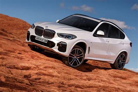 2020 BMW X6 Rendered Based on G05 X5 Design
