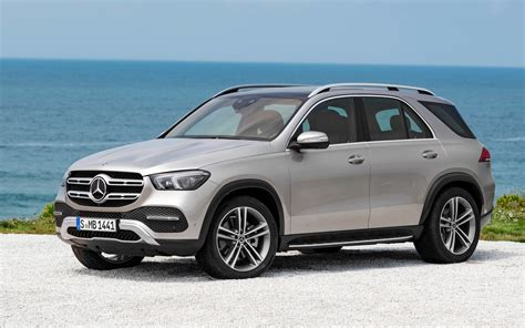 2020 Mercedes Benz GLE First Look   Motor Illustrated