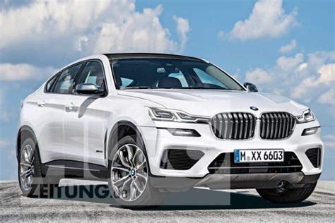 2021 BMW X6   Rendering
