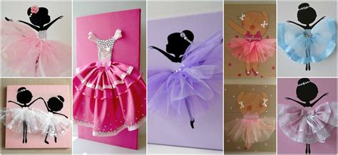 21 Cuadros decorativos para habitaciones de niñas ~ Haz ...