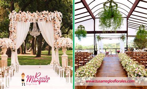 21 Ideas Arreglos Florales Para Matrimonio y Bodas FOTOS ...