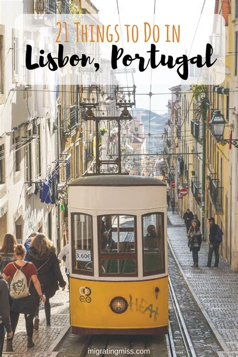 21 Things To Know Before You Visit Lisbon, Portugal ...