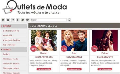 21 tiendas online con ROPA BARATA DE MARCA ¡Que bajada de ...