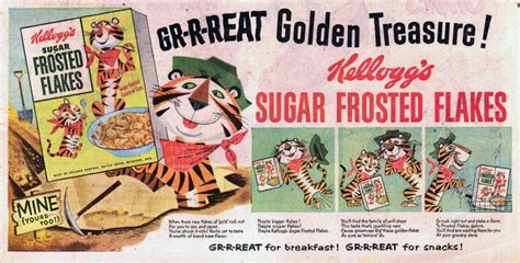 210 best TONY THE TIGER images on Pinterest | The tiger ...