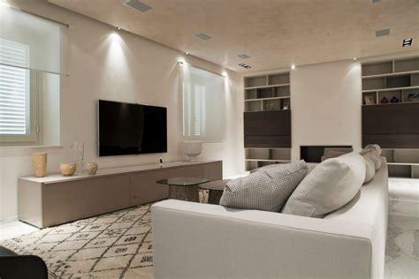 22 diseños de salas de TV para casas modernas   diseño de ...