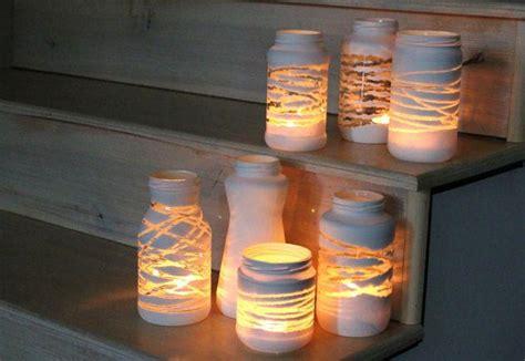 22 ideas creativas para decorar frascos de vidrio - VIX