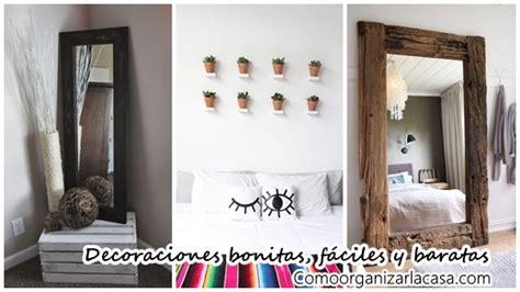 22 ideas para decorar tu casa de forma fácil, bonita y ...