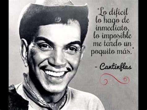 23 frases divertidas del comediante mexicano Cantinflas ...