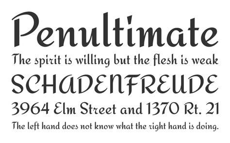 23 hermosos tipos de letras para crear logos (gratis para ...
