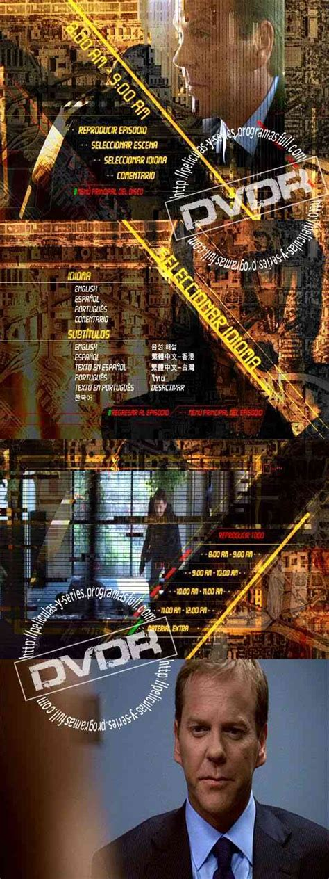 24 Descargar 24 Temporada 7 DVD 5 en Español latino ...