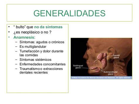 24. patologias de las glandulas salivales
