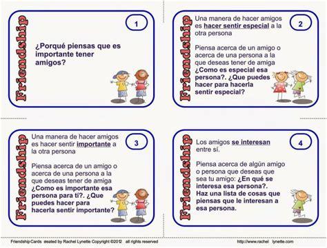 24 tarjetas para seguir trabajando amistad