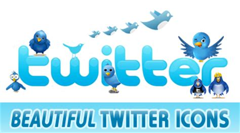 25+ Beautiful Twitter Follow Us Icons And Buttons | Free ...