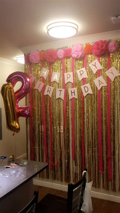 25+ best ideas about 21st Birthday Decorations on ...
