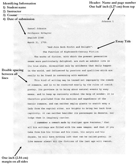 25+ best ideas about Apa Format Example on Pinterest   Apa ...