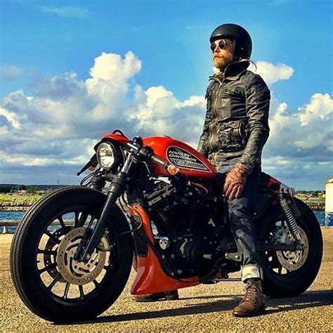 25+ best ideas about Sportster Cafe Racer on Pinterest ...