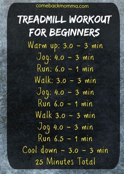 25+ best ideas about Treadmill workout beginner on ...