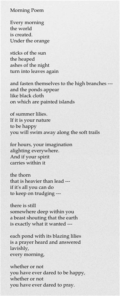 25+ best Mary Oliver Quotes on Pinterest | Mary oliver ...