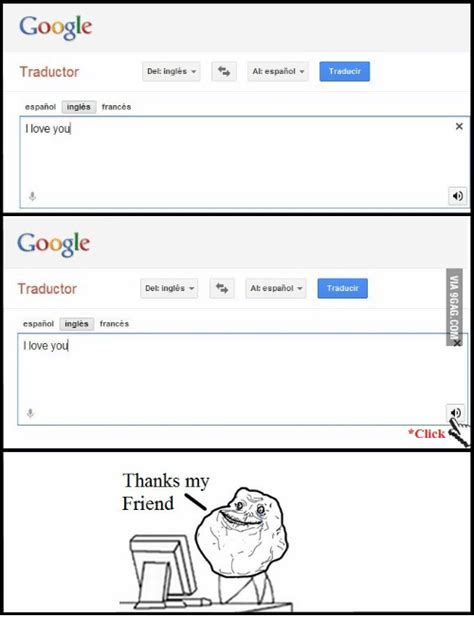 25+ Best Memes About Google Translate I Love You | Google ...