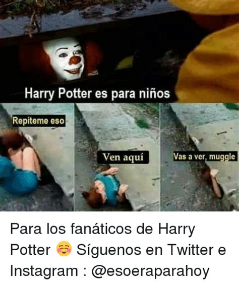 25+ Best Memes About Harry Potter and Espanol | Harry ...