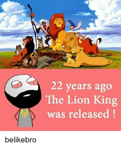 25+ Best Memes About the Lion King   the Lion King Memes