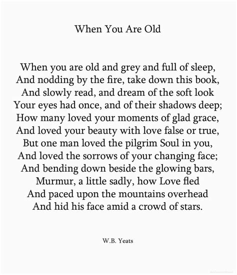 25+ best Yeats quotes on Pinterest   William butler yeats ...