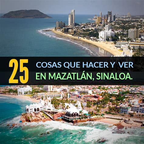 25 Cosas Que Hacer Y Ver En Mazatlán, Sinaloa   Tips Para ...