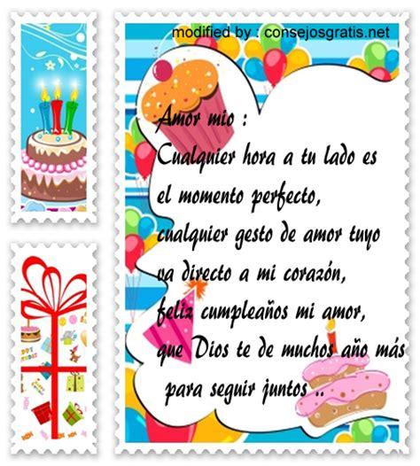 25 Frases de cumpleaños para mi novio - Novios y Novias
