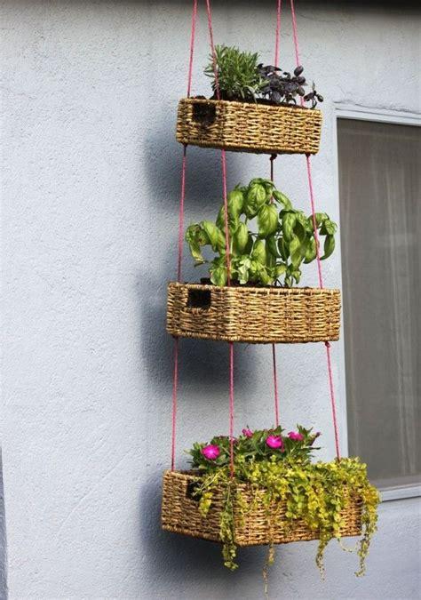 25 ideas destacadas sobre Jardineras Colgantes en ...