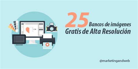 25 Mejores Bancos de Imágenes Gratis de Alta Resolución