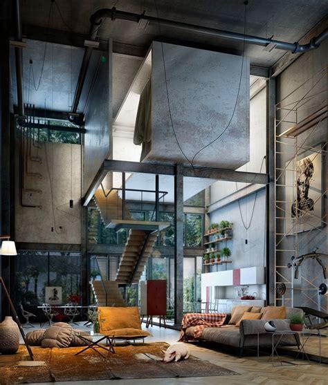 25+ melhores ideias de Loft no Pinterest   Casa de loft ...