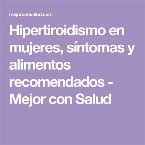 25+ melhores ideias de Sintomas del hipertiroidismo no ...
