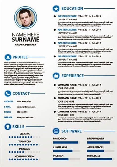 25+ trending Creative resume templates ideas on Pinterest ...