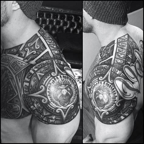 25 Unique Aztec Tattoo Designs