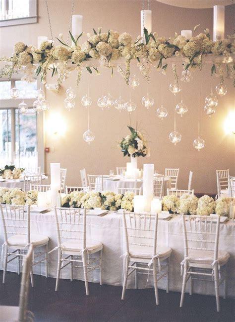 25 White Wedding Decoration Ideas For Romantic Wedding ...