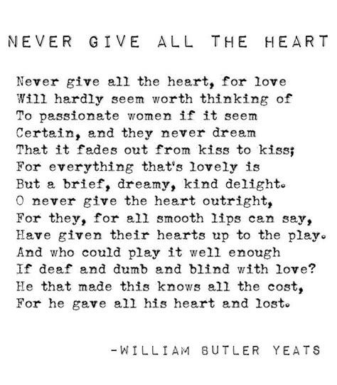 26 best William Butler Yeats images on Pinterest   Poetry ...