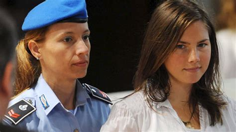 26 years in Italian prison for AMANDA KNOX...do you think ...