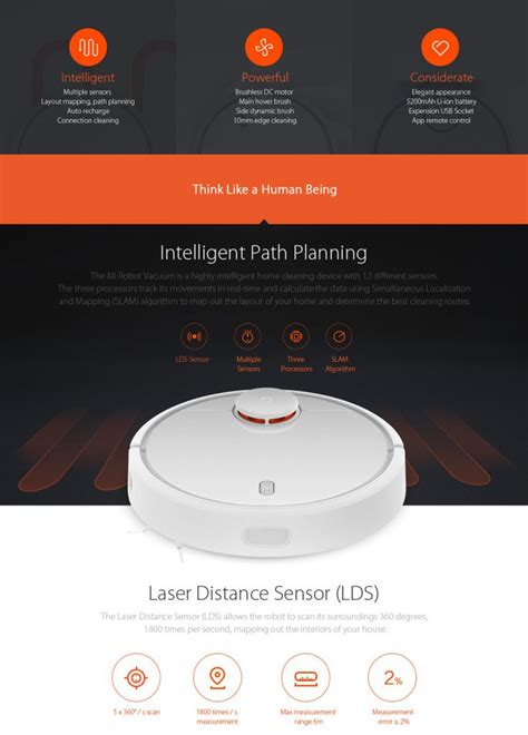 $27.00 off COUPON for XIAOMI MI ROBOT VACUUM from GearBest ...