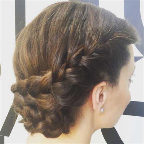27 Peinados originales recogidos media melena - Sobre El ...