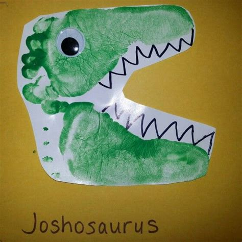 286 best images about Kids dinosaur craft + ideas on ...