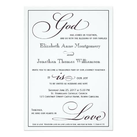 292 best Christian Wedding Invitations images on Pinterest ...