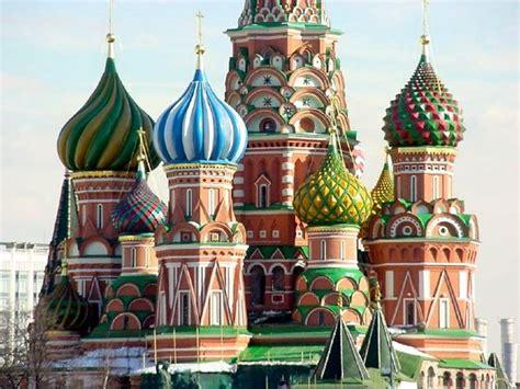3 Ciudades Mas Importantes De Rusia | Kinked