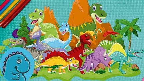 3 Cuentos rápidos de dinosaurios para NIÑOS